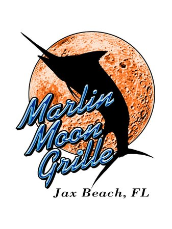 Marlin Moon Grille: New Logo