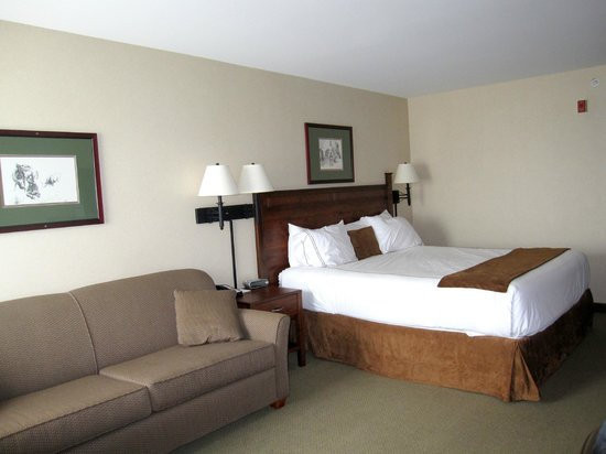 Boothill Inn & Suites: Bedroom