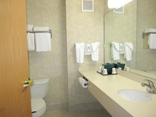 Boothill Inn & Suites: Bathroom v1