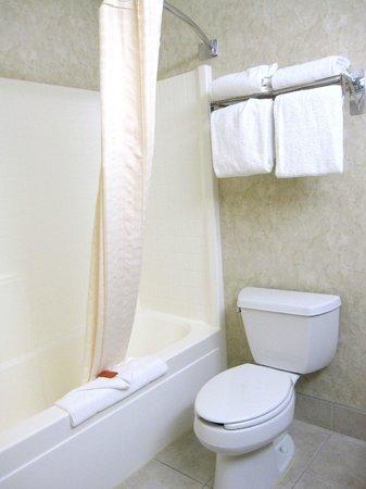 Boothill Inn & Suites : Bathroom v2