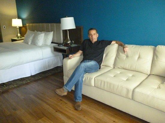 BLVD Hotel & Suites: Habitacion comoda