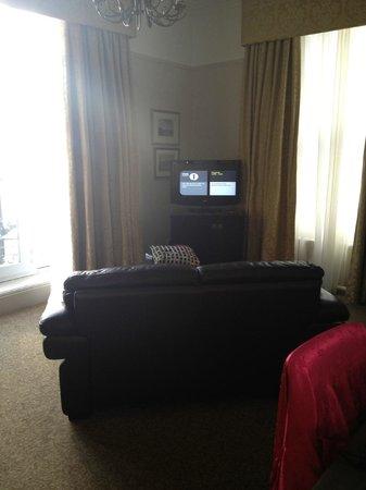 Macdonald Old England Hotel & Spa: living area