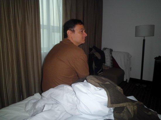 PF Suites: yo en la habitacion