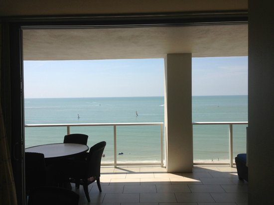 Marriott's Crystal Shores: another great room