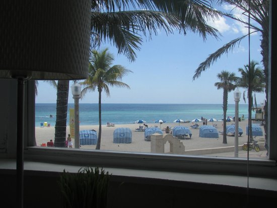 WalkAbout Beach Resort: From room