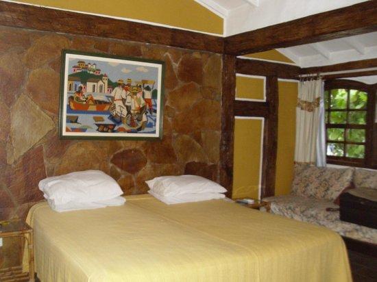 Hotel Mandragora : habitacion