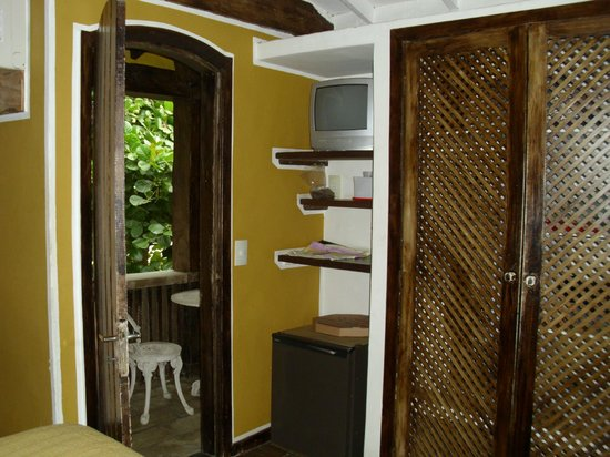 Hotel Mandragora: habitacion