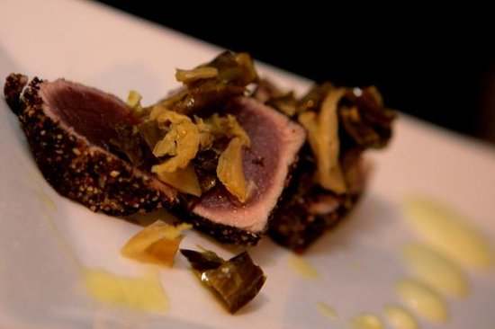 Crow Bar & Kitchen: Ahi Tuna