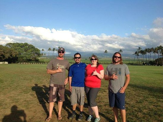 Paia, HI: With Billy and Billy