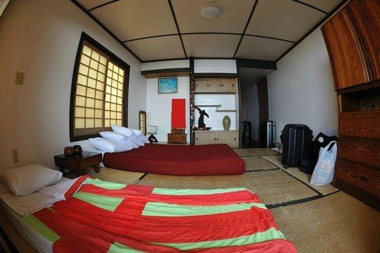 Manago Hotel: 室内の様子