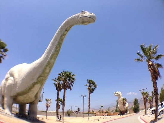 Cabazon Dinosaurs: Dinosaurs
