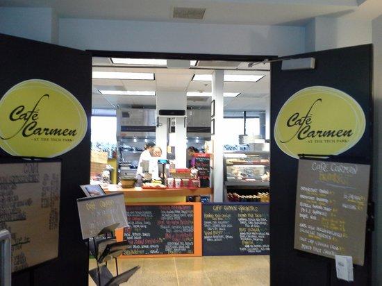 Cafe Carmen at the Tech Park: getlstd_property_photo