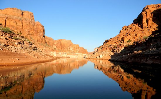 Lake Powell: How's this for beauty?