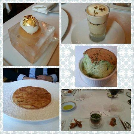 Le Cinq: Dessert