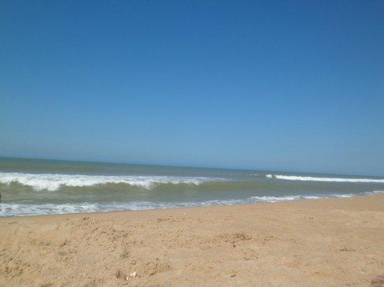 Sao Joao Da Barra, RJ: delicia de praia de Grussaí