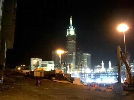 Abraj Al-Bait Towers: ابراج البيت