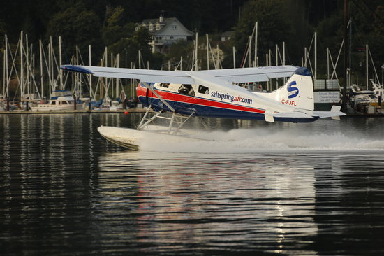 Salt Spring Island Air ltd.- Day Tours
