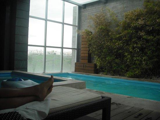 Casa Inn Premium Hotel Queretaro: Alcerca techada