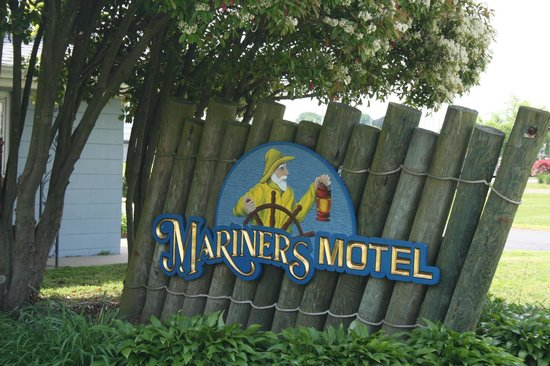 Mariners Motel: Welcome!