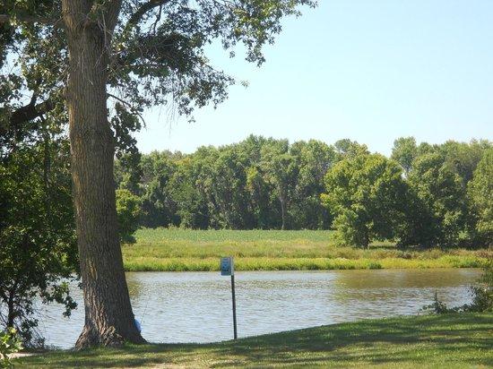 River Bend RV Resort: Beautiful views