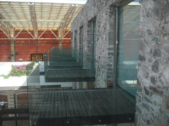La Purificadora : balcones