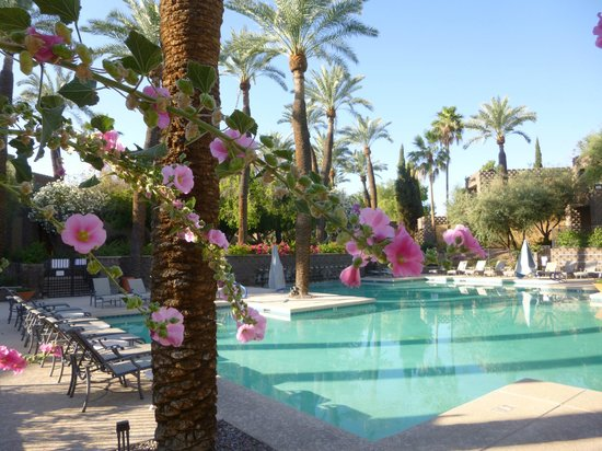 Doubletree Resort By Hilton Hotel Paradise Valley Scottsdale