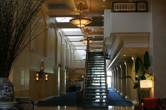Sheraton Pentagon City Hotel: Lobby