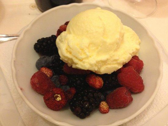Girarrosto Fiorentino : Dessert