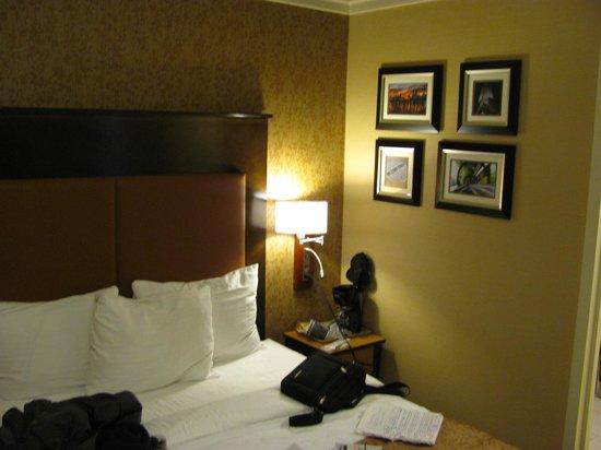 La Quinta Inn Manhattan: my room