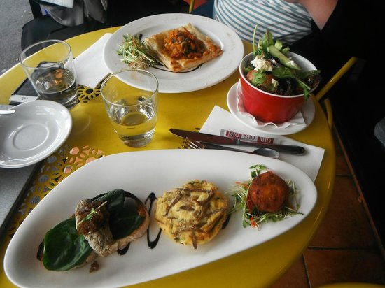 Three Little Ducks: Yummy Duck 3 ways, a great afternoon out in the sun