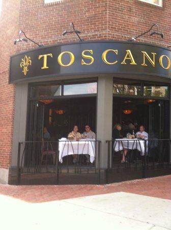Toscanos On Harvard Square