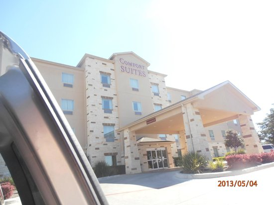 Comfort Suites San Antonio North - Stone Oak: Hotel