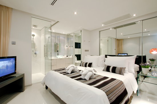 BYD Lofts Boutique Hotel & Serviced Apartments : Deluxe - 65 Sqm - Bedroom