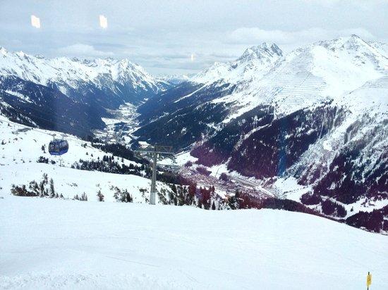 Hotel Arlberg: St. Anton