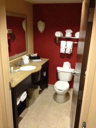 Comfort Suites Jacksonville I-295: Bathroom