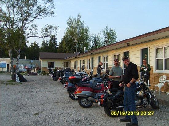 The Buckhorn Motel: settling in