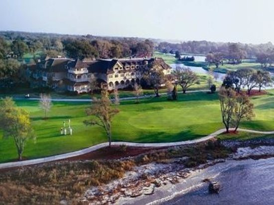 Sea Island Golf Club : The Lodge