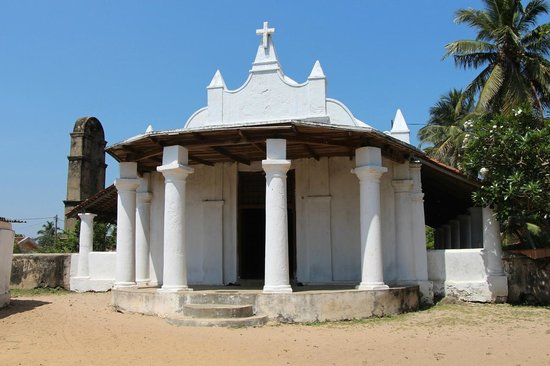Dutch Church, Kalpitiya