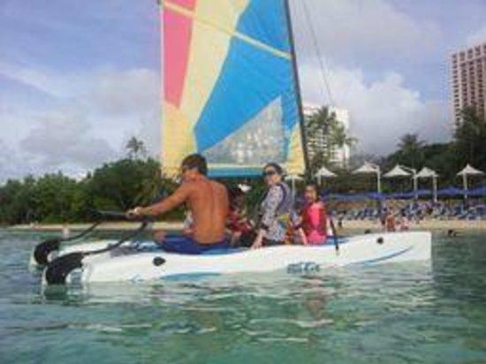 Pacific Islands Club Guam: 비치