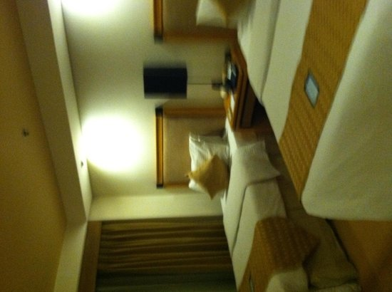 G Hotel Manila by Waterfront: Beds