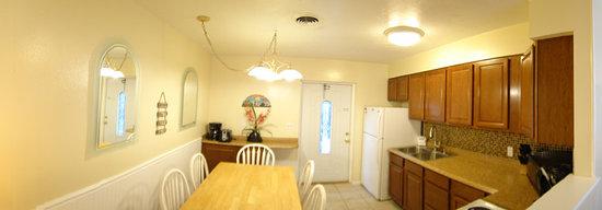 White Sands Beach Resort: Unit #2 Kitchen