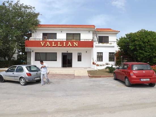 Vallian Village Hotel: a warm greeting awaits