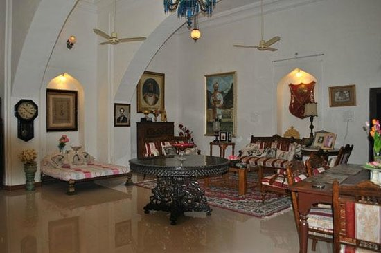Kishore Bagh Palace : Common Area