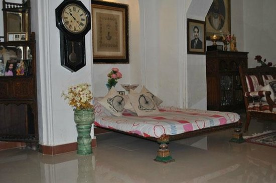 Kishore Bagh Palace: Common Area