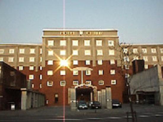 Hotel Clubby Sapporo: ホテル外観昼