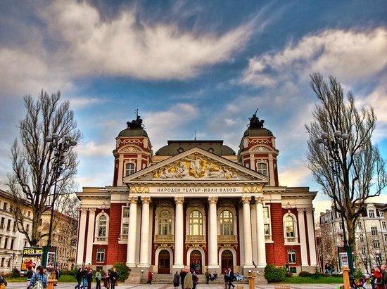 Zelanos Day Tours: National Theatre Ivan Vazov, Sofia