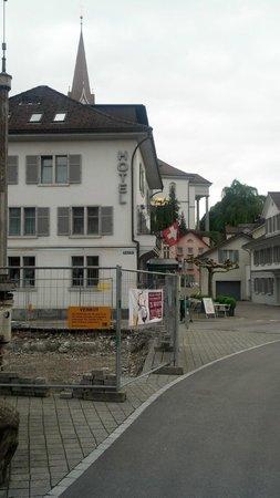 Hotel Ochsen : The Ochsen Restaurant Hotel