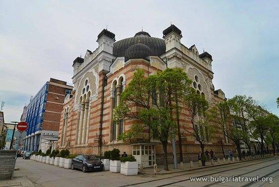Zelanos Day Tours: Synagogue Sofia, Bulgaria