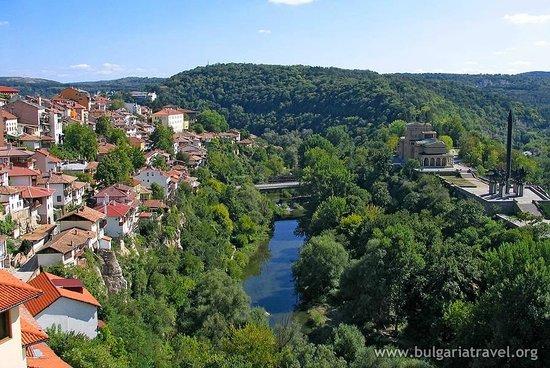 Zelanos Day Tours: Veliko Tarnovo, Yantra River