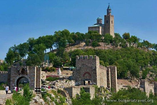 Zelanos Day Tours: Tsarevets, Veliko Tarnovo, Bulgaria